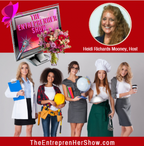 """The EntreprenHer Show from Women in Ecommerce."""