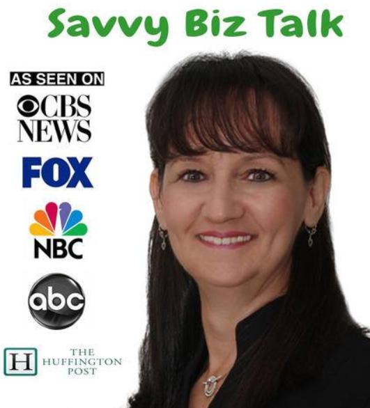 """Savvy Biz Talk with Toni Nelson"""