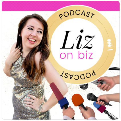 """LIZ ON BIZ PODCAST"""