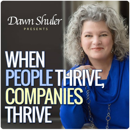 """When People Thrive Podcast"""