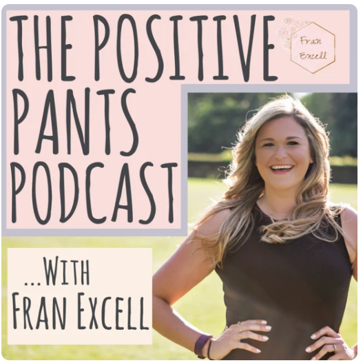 """""""the positive pants podcast"""""""