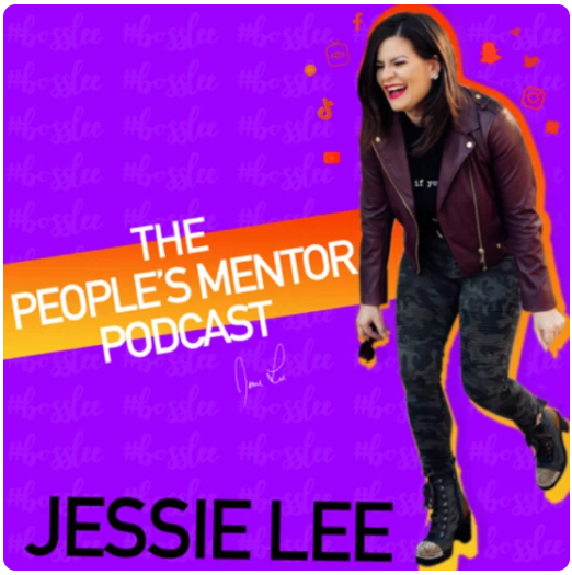 """Jessie Lee is The People's Mentor"""