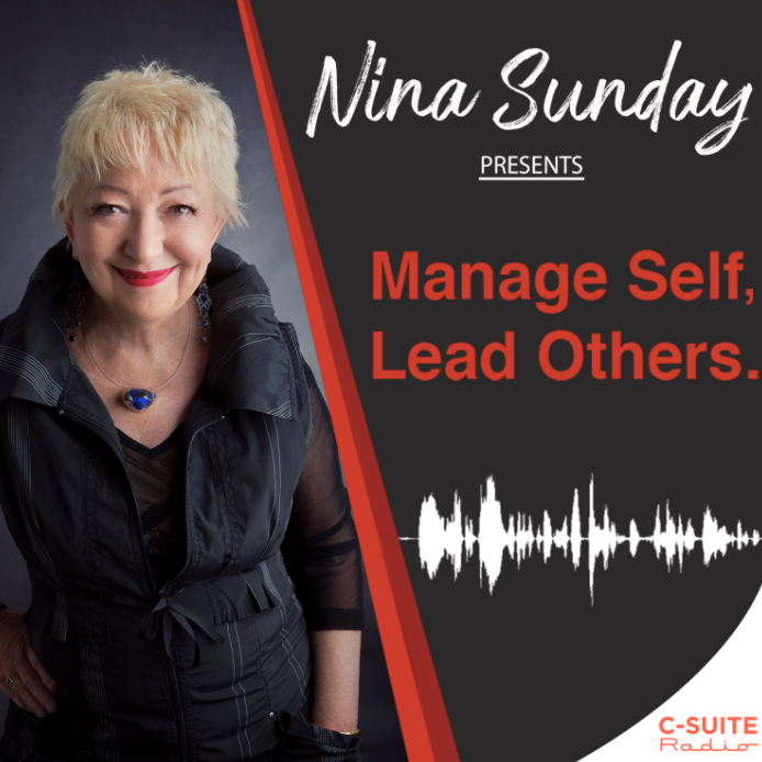 """""""About Manage Self, Lead Others. Nina Sunday presents."""""""