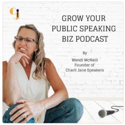 """""""grow your speaking business"""""""