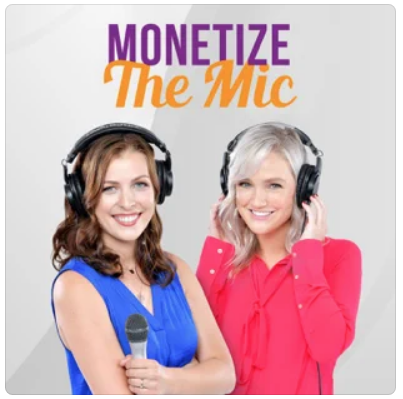 """""""Featured podcast on My Pink Pages Monetize the Mic"""""""